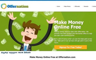 Offernation Review 2019 – Is it Legit or Scam?