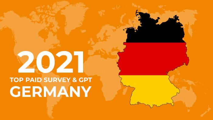 12 Legit Sites to Make Money Online with Paid Surveys in Germany