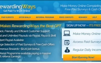 Rewarding Ways Review – Legit or Hoax?