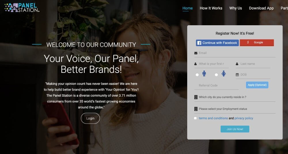 The Panel Station Review – Truly Legit or Upright Scam?