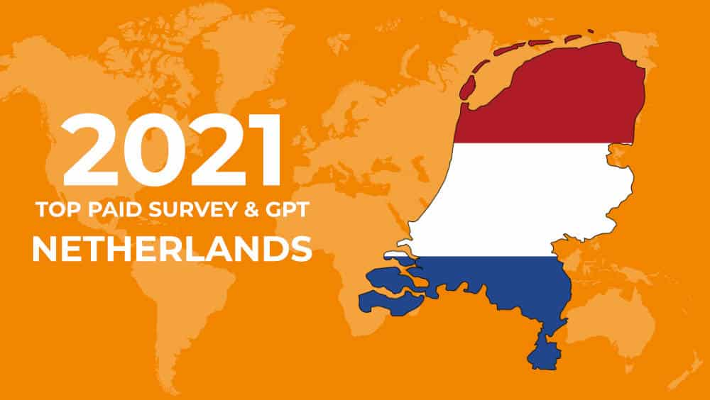 netherlands paid surveys