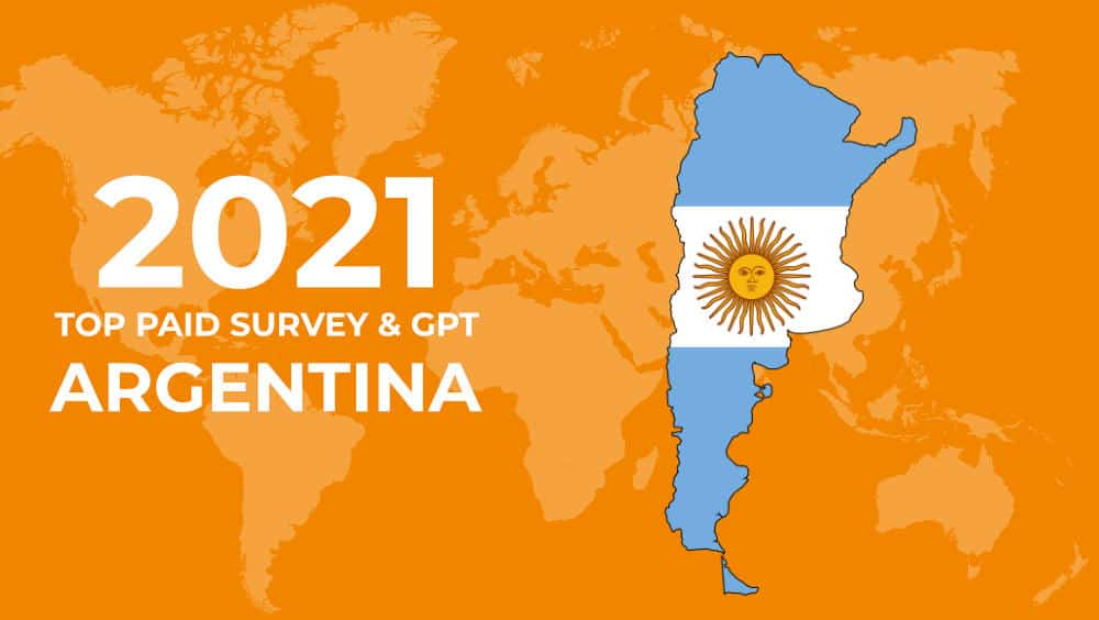 paid surveys argentina