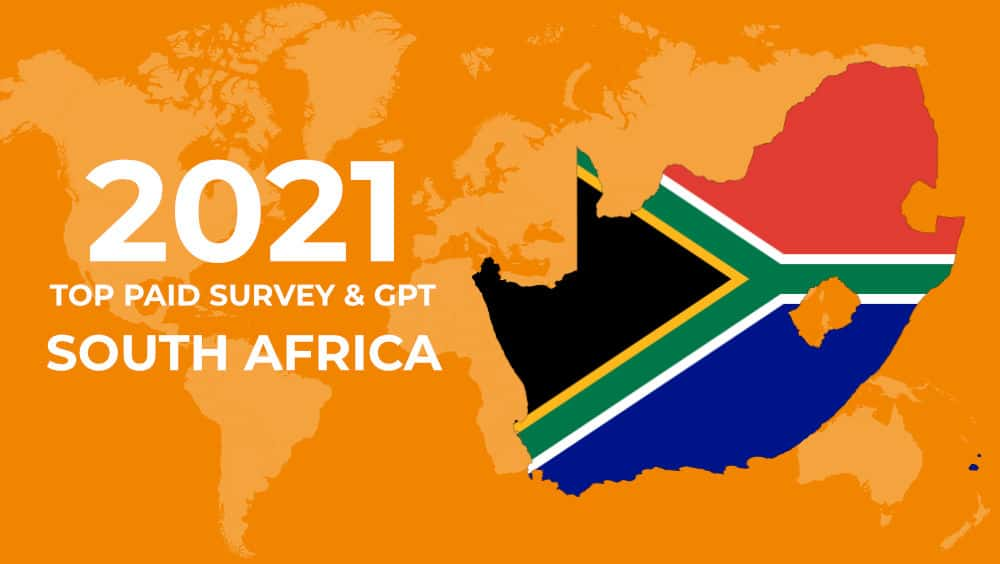 paid surveys south africa