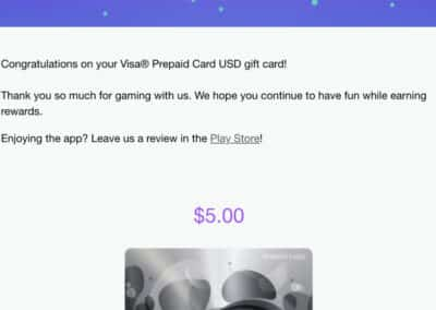 Mistplay payment