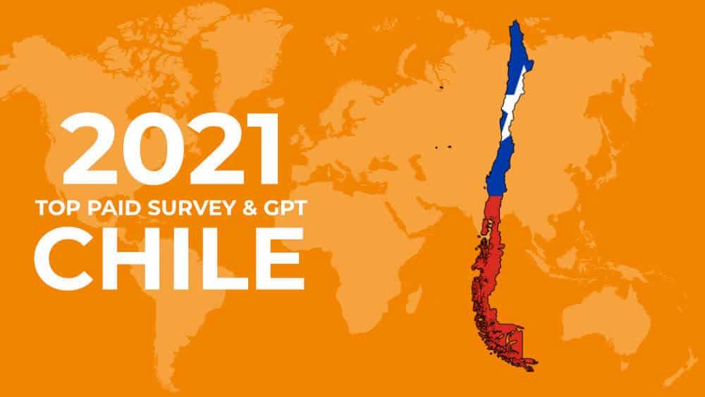paid surveys chile 2021