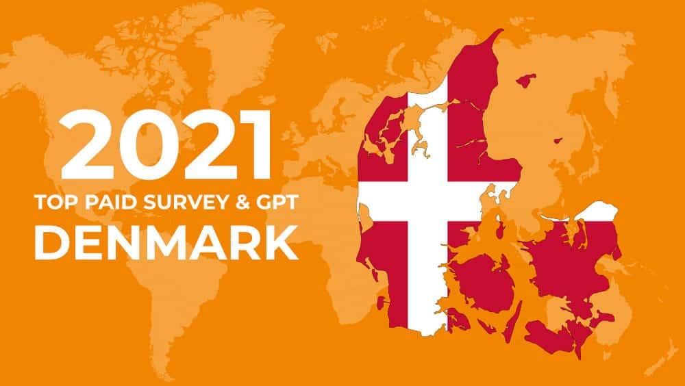paid surveys denmark