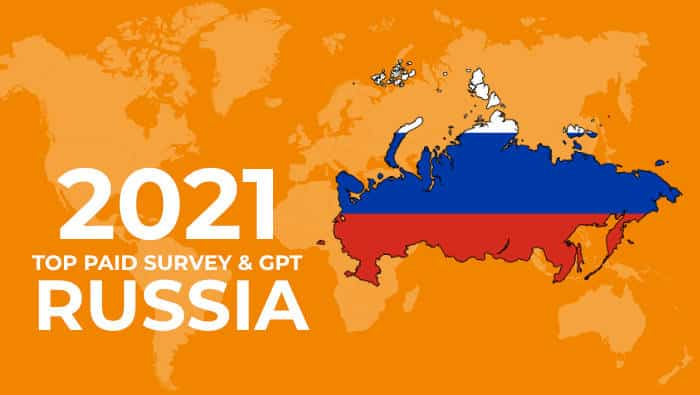 Legit Paid Surveys That You Can Earn Free Money Online In Russia